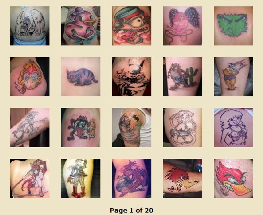 Animal Tattoo Meanings